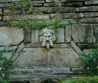 Face-Fountain